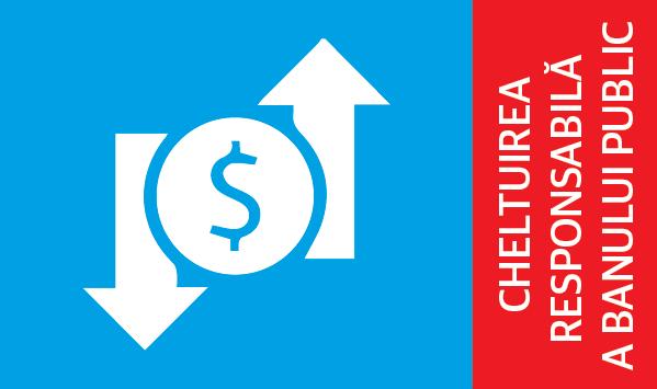 Cheltuirea responsabilă a banului public